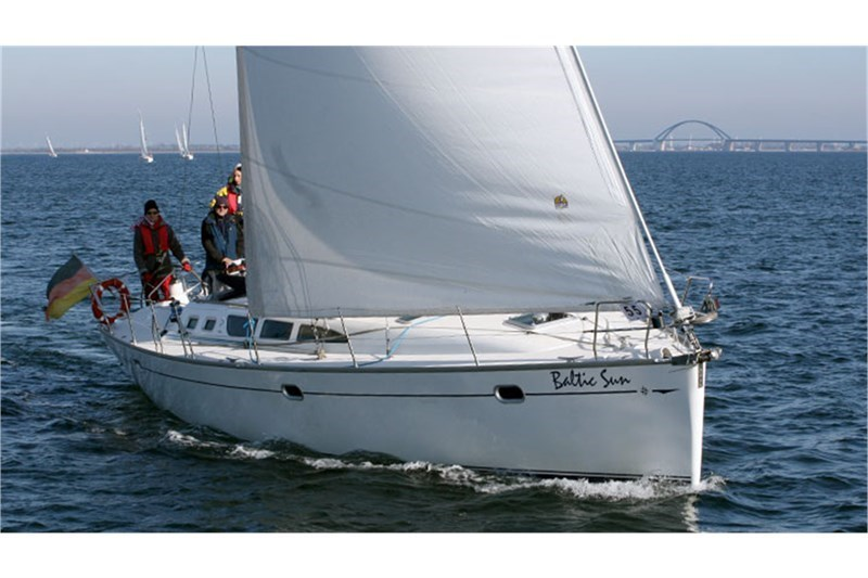 Аренда яхты Sun Odyssey 43 (4Cab)  /2004