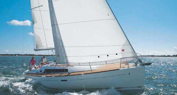 Аренда яхты Oceanis 37 (3Cab)  /2013