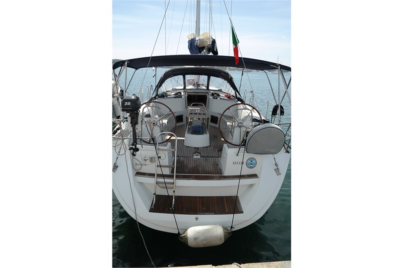 Аренда яхты Sun Odyssey 44i (4Cab)  /2010