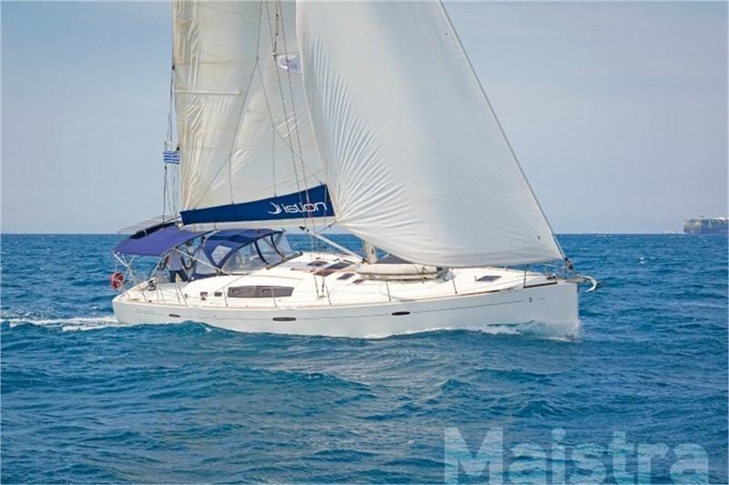 Аренда яхты Oceanis 54 (4Cab)  /2009