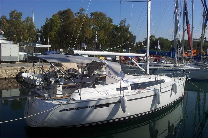 Аренда яхты Bavaria Cruiser 33 (2Cab)  /2013