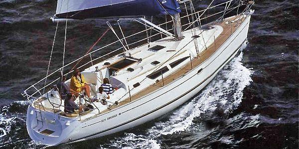 Аренда яхты Sun Odyssey 40 (3Cab)  /2001