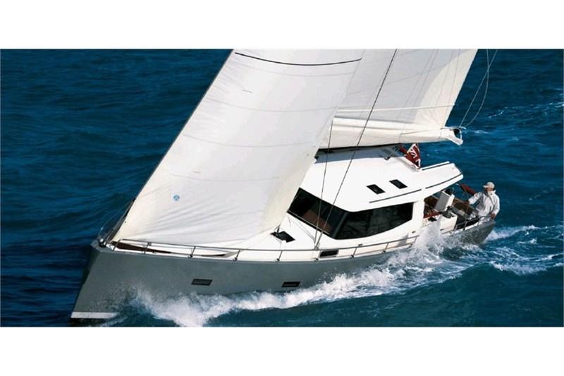 Аренда яхты Moody 45 DS (3Cab)  /2009