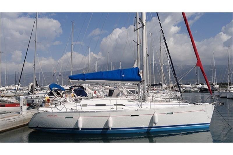 Аренда яхты Oceanis 393 (3Cab)  /2006