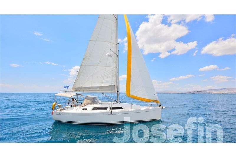 Аренда яхты Hanse 325 (2Cab)  /2013