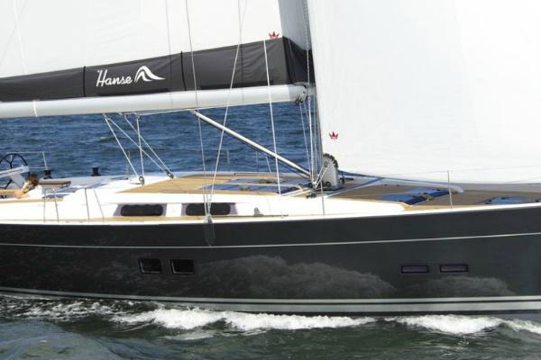 Аренда яхты Hanse 575 (5Cab)  /2014