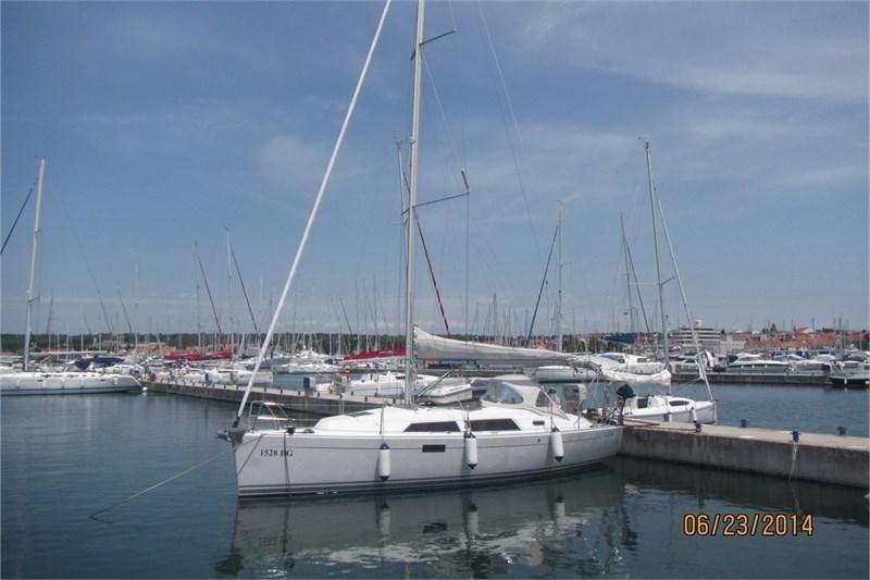 Аренда яхты Hanse 320 (2Cab)  /2008