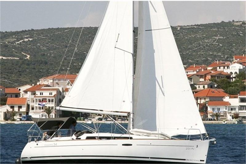 Аренда яхты Oceanis 34 (2Cab)  /2014