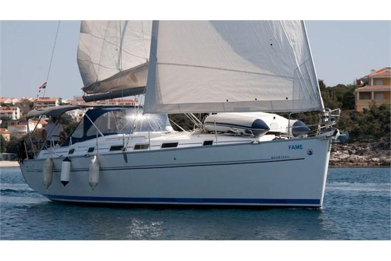 Аренда яхты Beneteau Cyclades 43.3 (3Cab)  /2005