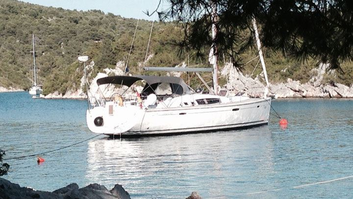 Аренда яхты Oceanis 46 (3Cab)  /2011