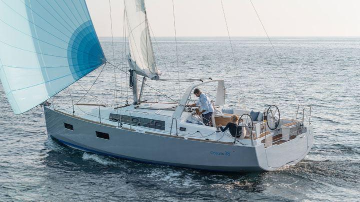 Аренда яхты Oceanis 38 (3Cab)  /2014
