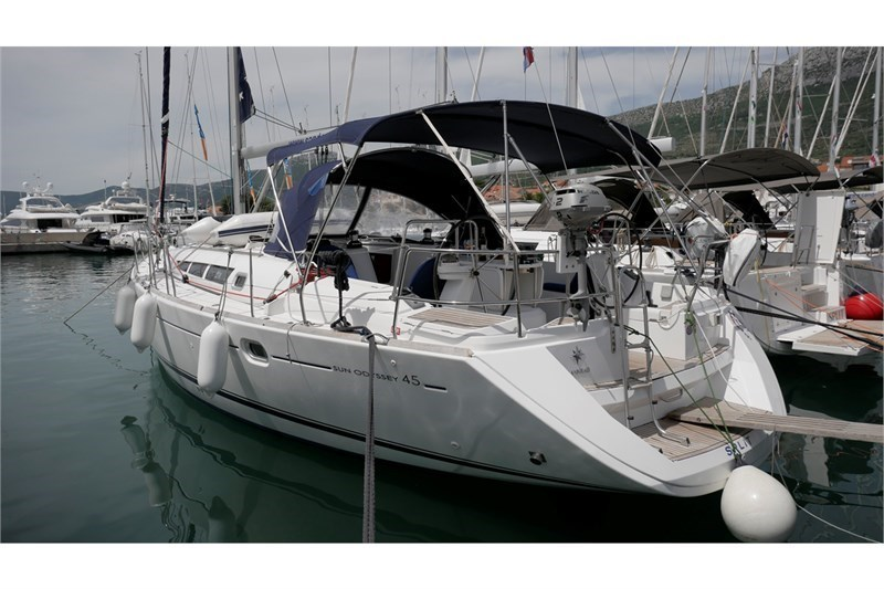 Аренда яхты Sun Odyssey 45 (4Cab)  /2006