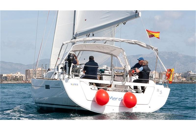 Аренда яхты Oceanis 45 (3Cab)  /2014