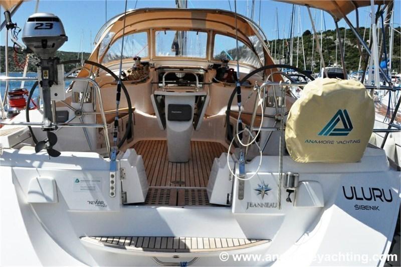 Аренда яхты Sun Odyssey 49 DS (4Cab)  /2007
