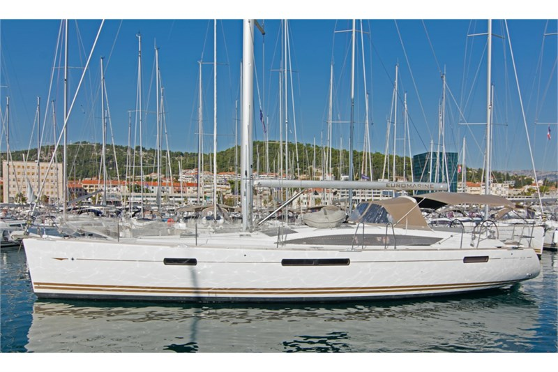 Аренда яхты Jeanneau 53 (5Cab)  /2014