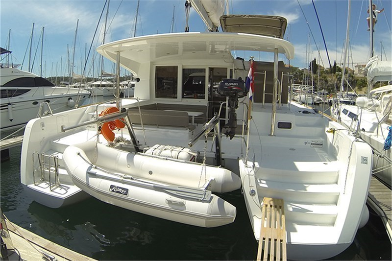 Аренда яхты Lagoon 39 (4Cab)  /2013