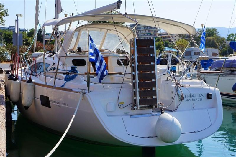 Аренда яхты Elan Impression 394 (3Cab)  /2012