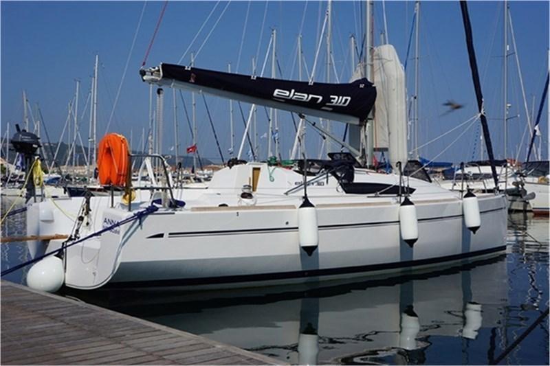 Аренда яхты Elan 310  /2012
