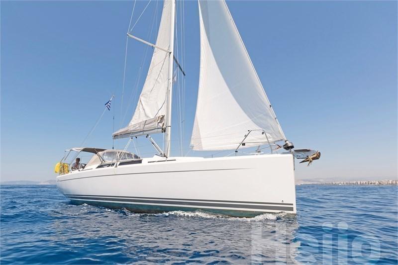 Аренда яхты Hanse 345 (3Cab)  /2014