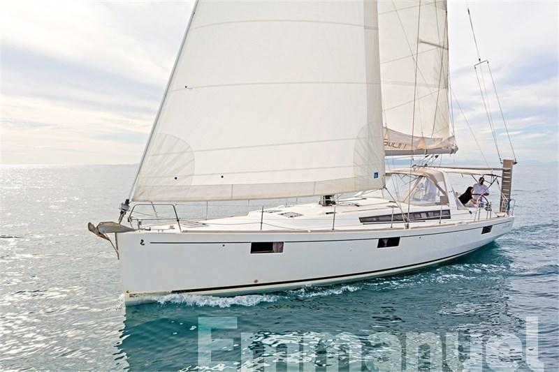 Аренда яхты Oceanis 48 (5Cab)  /2014