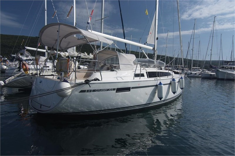 Аренда яхты Bavaria Cruiser 33 (2Cab)  /2014