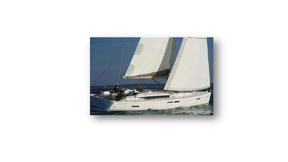 Аренда яхты Sun Odyssey 439 (4Cab)  /2014