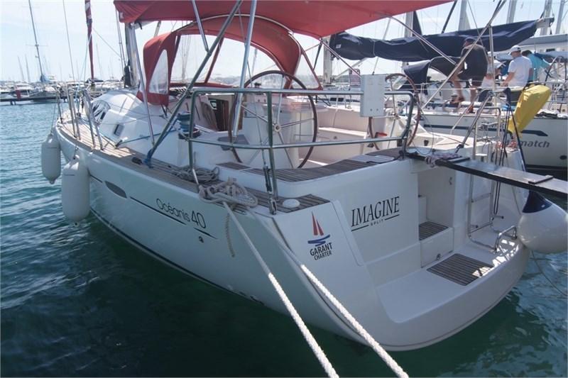 Аренда яхты Oceanis 40 (3Cab)  /2007