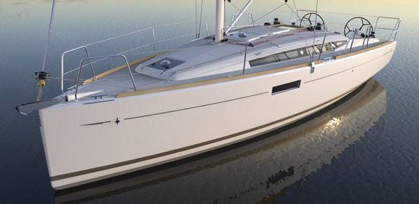 Аренда яхты Sun Odyssey 349 (3Cab)  /2014