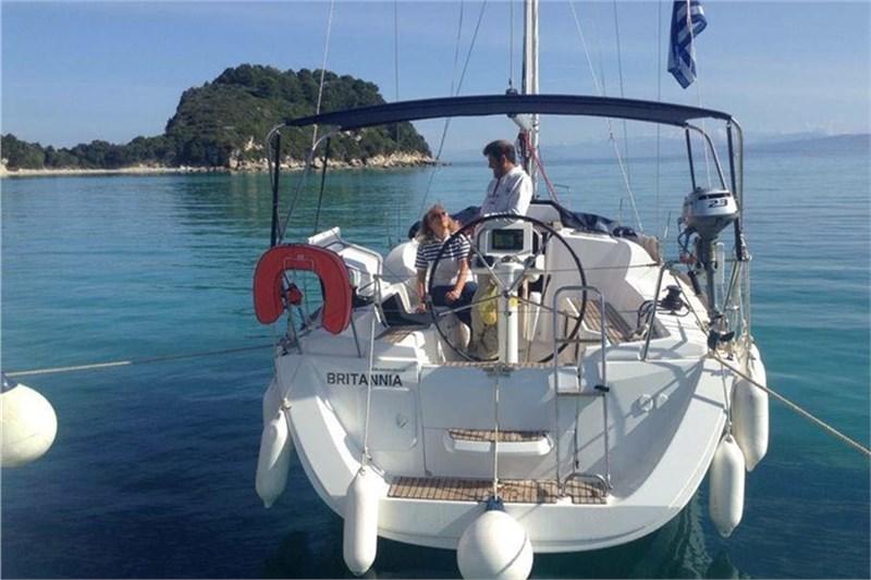 Аренда яхты Sun Odyssey 33i  /2014
