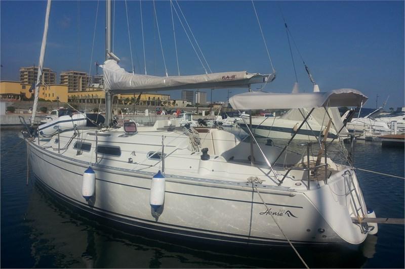 Аренда яхты Hanse 312 (2Cab)  /2004