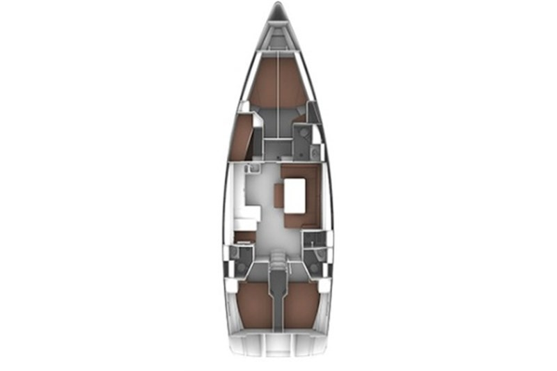Аренда яхты Bavaria Cruiser 51 (5Cab)  /2014