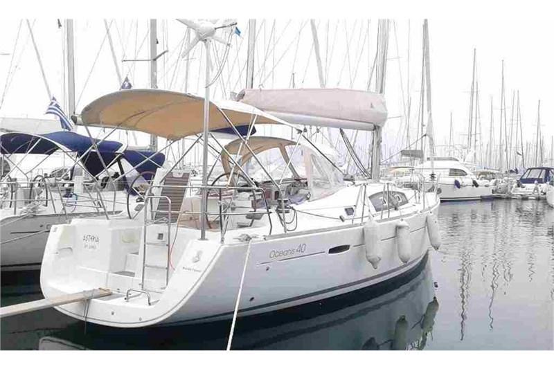 Аренда яхты Oceanis 40 (3Cab)  /2010