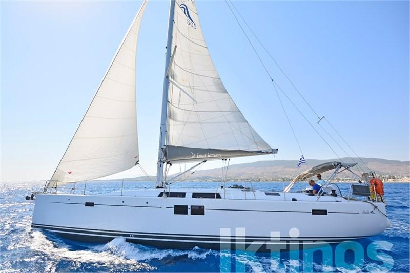 Аренда яхты Hanse 505 (5Cab)  /2015