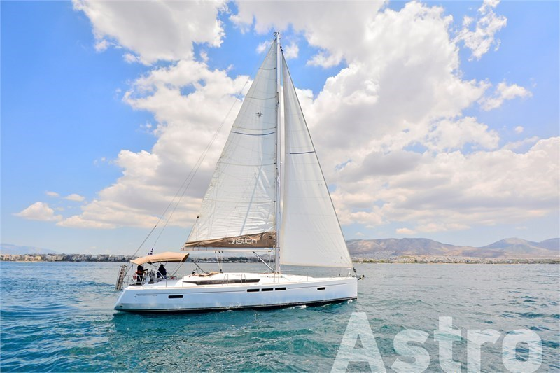 Аренда яхты Sun Odyssey 509 (5Cab)  /2015