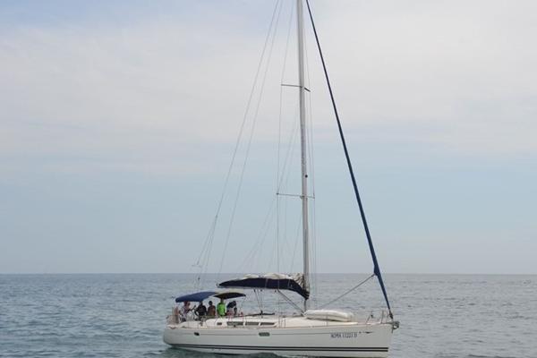 Аренда яхты Sun Odyssey 45 (4Cab)  /2008