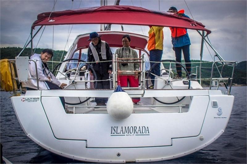 Аренда яхты Oceanis 41 (3Cab)  /2015