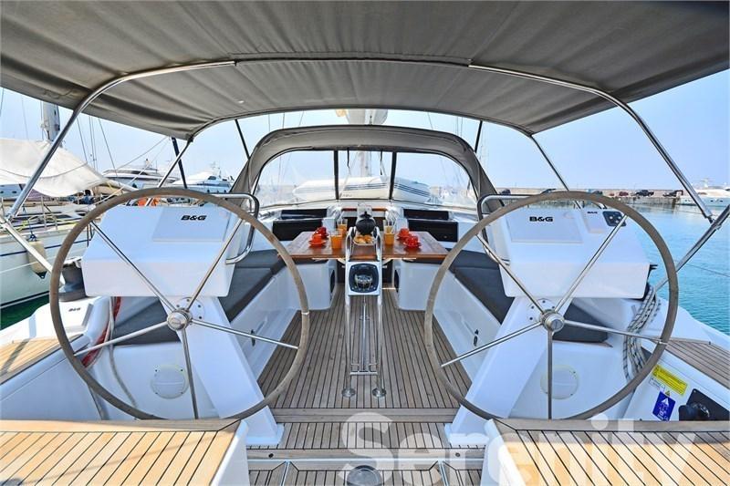Аренда яхты Hanse 455 (4Cab)  /2015
