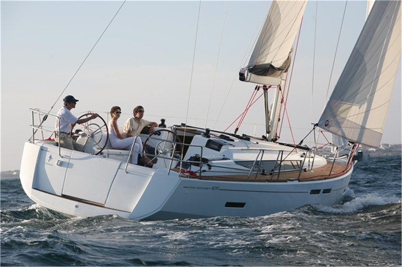 Аренда яхты Sun Odyssey 409 (3Cab)  /2015