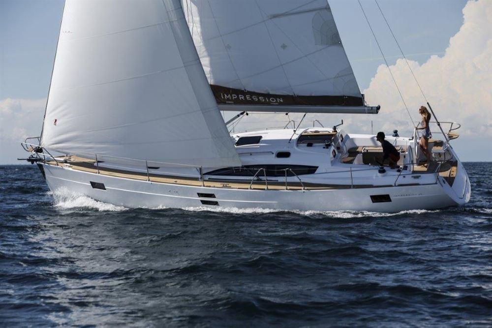 Аренда яхты Elan Impression 45 (4Cab)  /2015