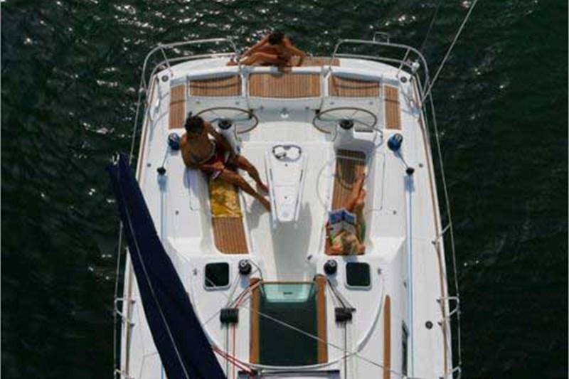 Аренда яхты Sun Odyssey 39i (3Cab)  /2008