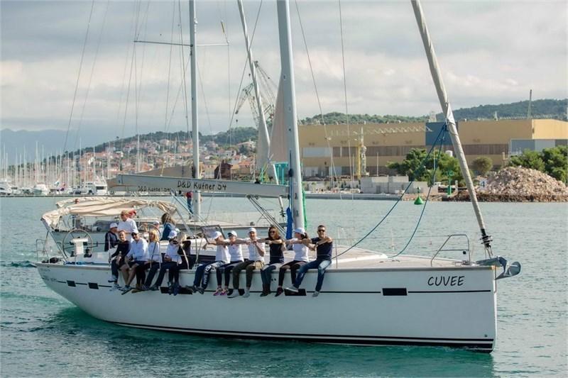 Аренда яхты D & D Kufner 54 (5Cab)  /2015