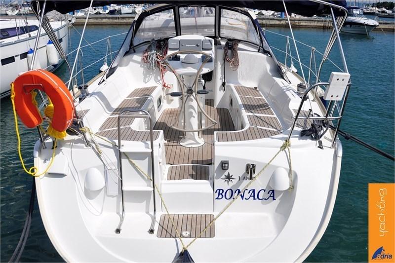 Аренда яхты Sun Odyssey 37 (3Cab)  /2005