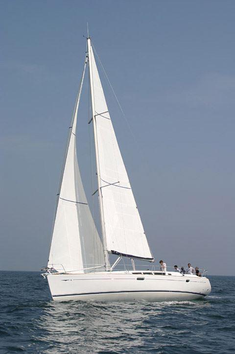 Аренда яхты Sun Odyssey 45 (4Cab)  /2007