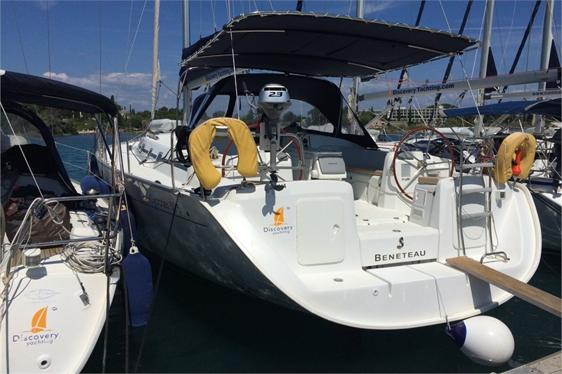 Аренда яхты Beneteau Cyclades 50.5 (5Cab)  /2010