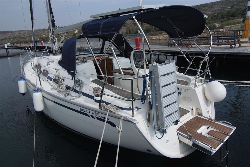 Аренда яхты Bavaria 31 Cruiser (2Cab)  /2008