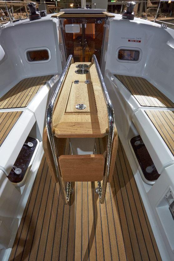 Аренда яхты Sun Odyssey 349 (2Cab)  /2014