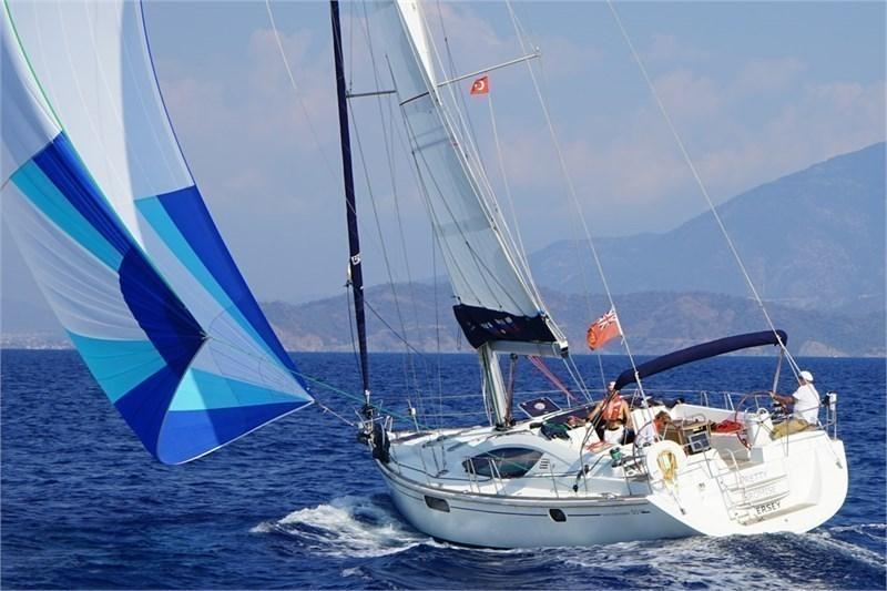 Аренда яхты Sun Odyssey 50 DS (3Cab)  /2013