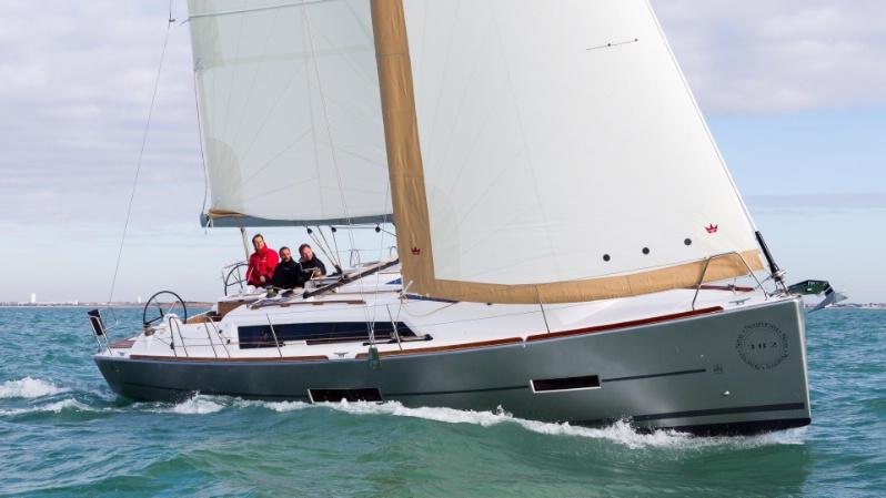 Аренда яхты Dufour 382 Grand Large (3Cab)  /2016