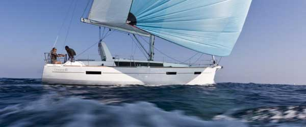 Аренда яхты Oceanis 41 (3Cab)  /2016