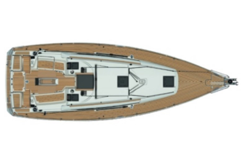 Аренда яхты Sun Odyssey 389 (3Cab)  /2016